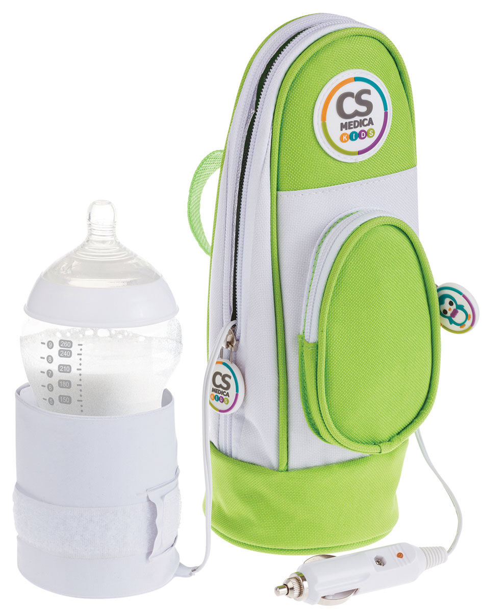 CS Medica Подогреватель для бутылочек автомобильный Kids - Все для детского кормления
