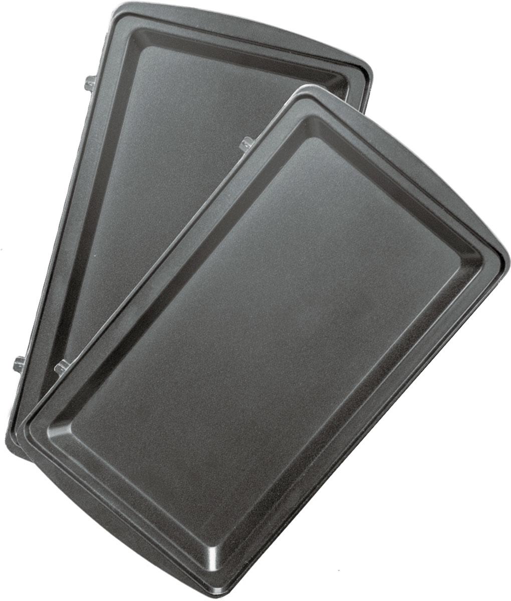 Redmond RAMB-16 панель для мультипекаряRAMB-16Универсальные съемные панели для любого мультипекаря REDMOND!Позволят приготовить печенье, пряники, бисквитные пирожные.Панели изготовлены из металла с антипригарным покрытием – они долговечны и легки в уходе.