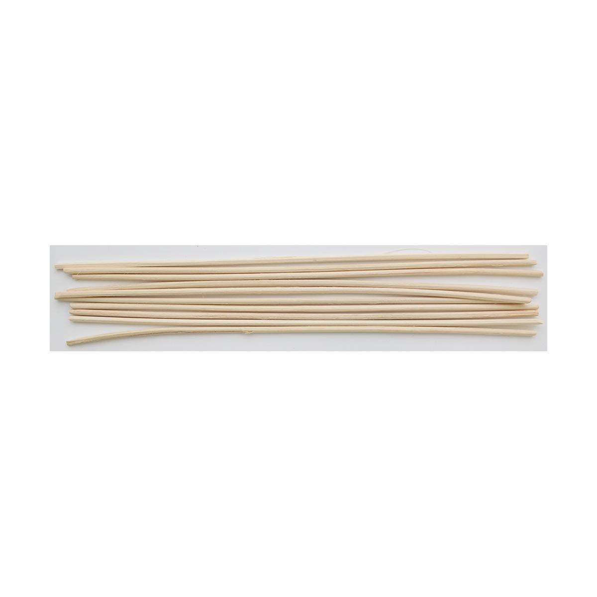 Декоративный элемент Палочка прямая, 24 см, 10 шт7718323Декоративный элемент Палочка прямая, изготовленный из натурального дерева. Изделие можно также использовать в технике скрапбукинги многом другом. Длина палочки: 24 см. Количество в упаковке: 10 шт.