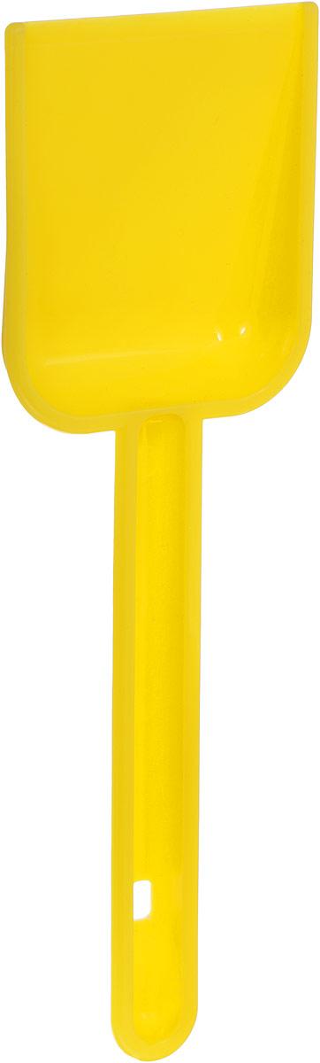 Stellar Совок детский цвет желтый 21 см каталка stellar вертолетик 01376