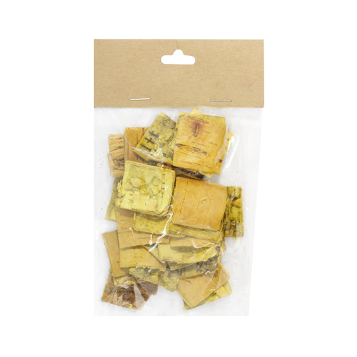 Декоративные элементы YW013, цвет: желтый, 3 см, 30 шт7709001_желтый