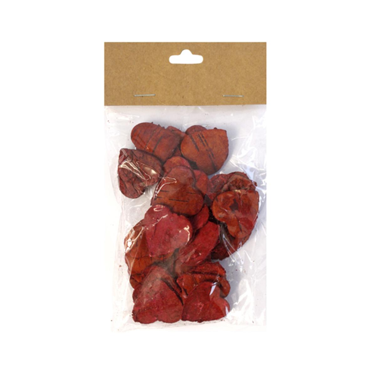 Декоративные элементы YW205, цвет: красный, 3 см, 30 шт7709002_красный
