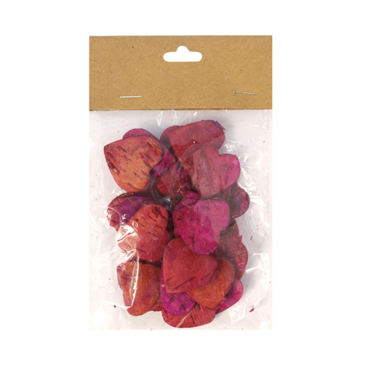Декоративные элементы YW205, цвет: розовый, 3 см, 30 шт