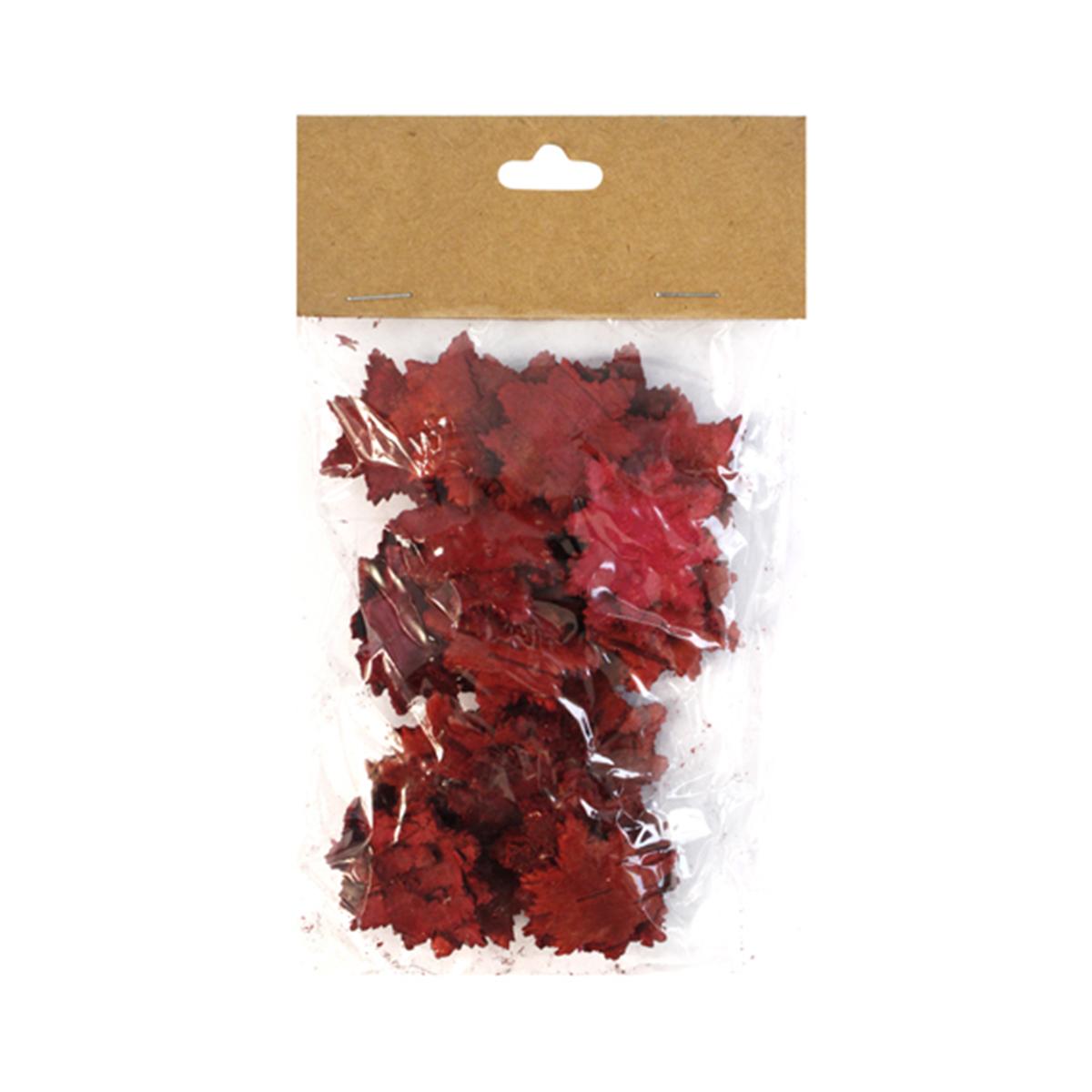 Декоративные элементы YW195, цвет: красный, 4 см, 30 шт7709003_красный