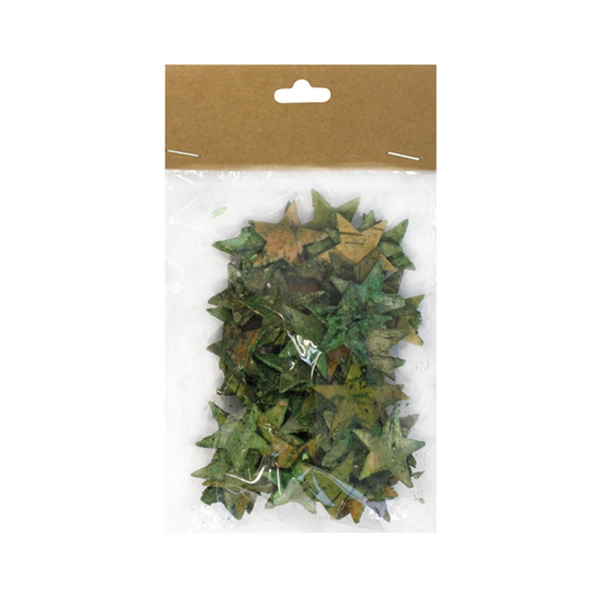 Декоративные элементы YW193, цвет: зеленый, 3 см, 50 шт7715365