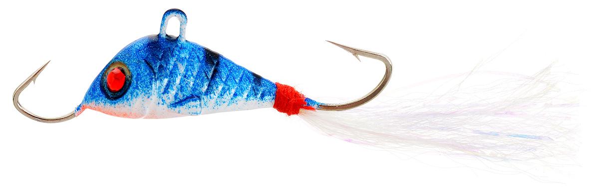 Балансир Finnex, длина 3,5 см, вес 5 г. BLR1-NPTBLR1-NPTБалансир Finnex имеет светящийся хвостик, который поможет приманить рыбу на глубине в несколько метров. Форма этого балансира напоминает мелкую рыбку. Балансир оснащен блестящим глазком, что делает его более заметным и позволяет привлечь рыбу с более дальнего расстояния. Изделие изготовлено из прочного свинцового сплава с элементами пластика.Какая приманка для спиннинга лучше. Статья OZON Гид