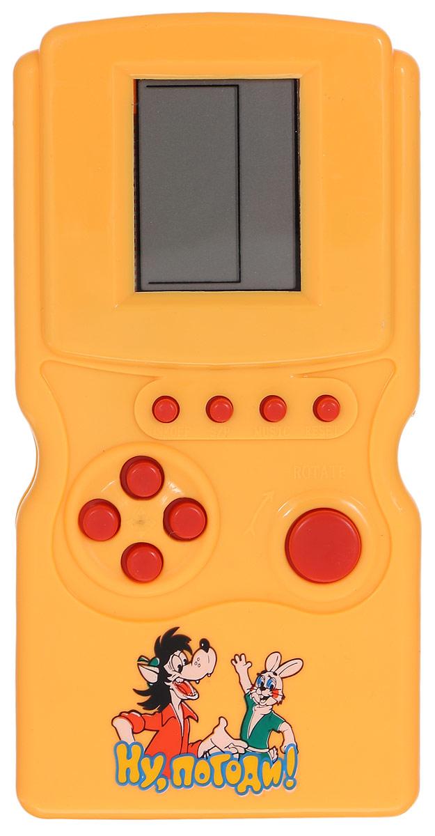 Играем вместе Тетрис Ну, погоди! 12 в 1 цвет желтый