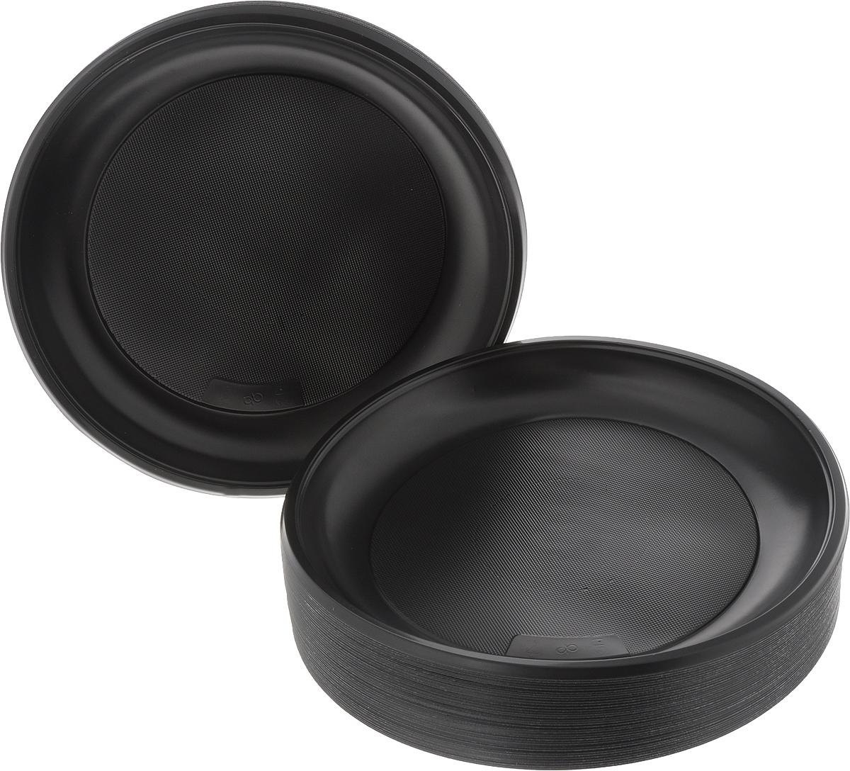 Набор одноразовых тарелок Интеко, диаметр 22 см, 50 штПОС26361Набор Интеко состоит из 50 бессекционных тарелок, выполненных из полипропилена. Набор предназначен для одноразового использования. Одноразовые тарелки незаменимы в поездках на природу и на пикниках. Они не займут много места, легкие и прочные, а самое главное - после использования их не надо мыть.