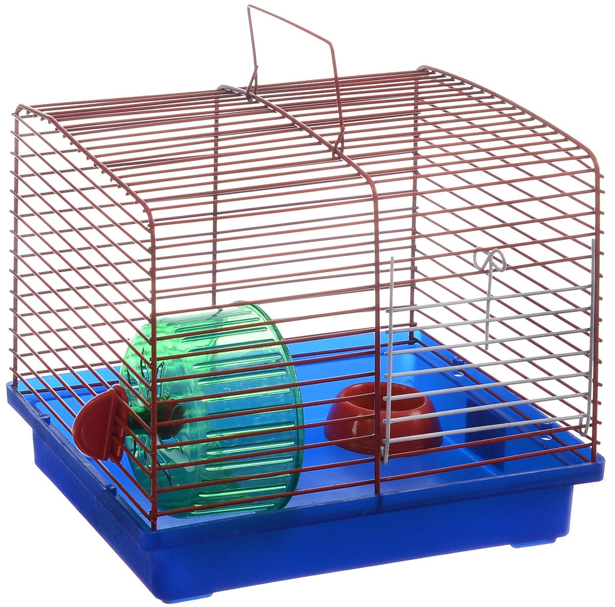 Клетка для джунгариков