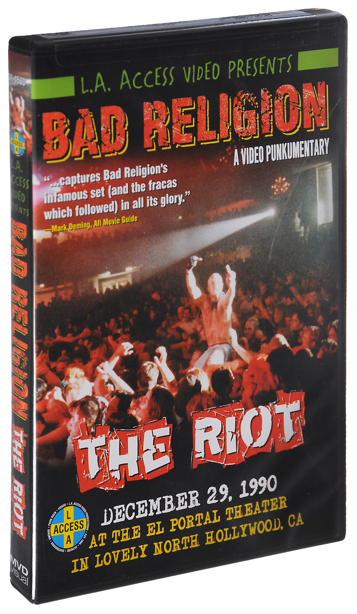 Bad Religion: The Riot charles kimball when religion becomes lethal the explosive mix of politics and religion in judaism christianity and islam
