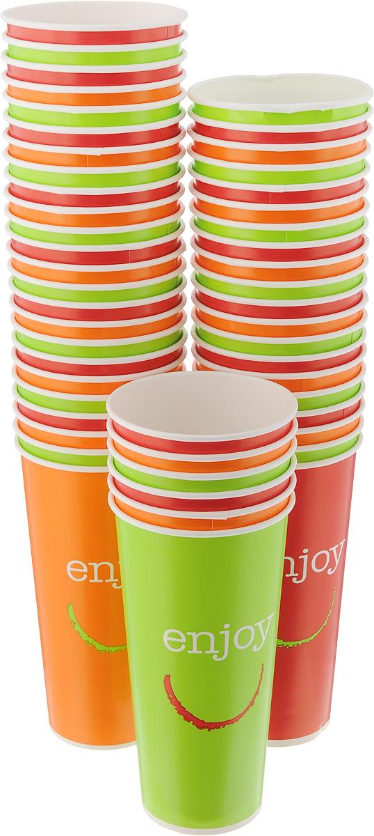 Набор одноразовых стаканов  Huhtamaki , 500 мл, 50 шт - Одноразовая посуда