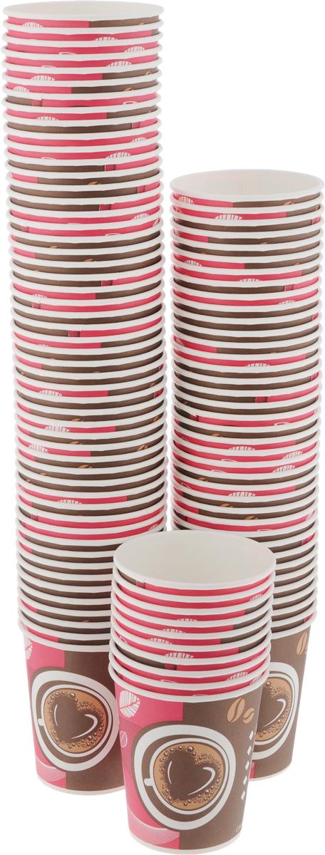 Набор одноразовых стаканов Huhtamaki Кофе с собой, 180 мл, 100 штПОС30519Одноразовые стаканы Huhtamaki Кофе с собой, изготовленные из плотной бумаги, предназначены для подачи горячих напитков. Вы можете взять их с собой на природу, в парк, на пикник и наслаждаться вкусными напитками. Несмотря на то, что стаканы бумажные, они очень прочные и не промокают. Диаметр (по верхнему краю): 7 см. Диаметр дна: 5 см.Высота: 7,5 см.