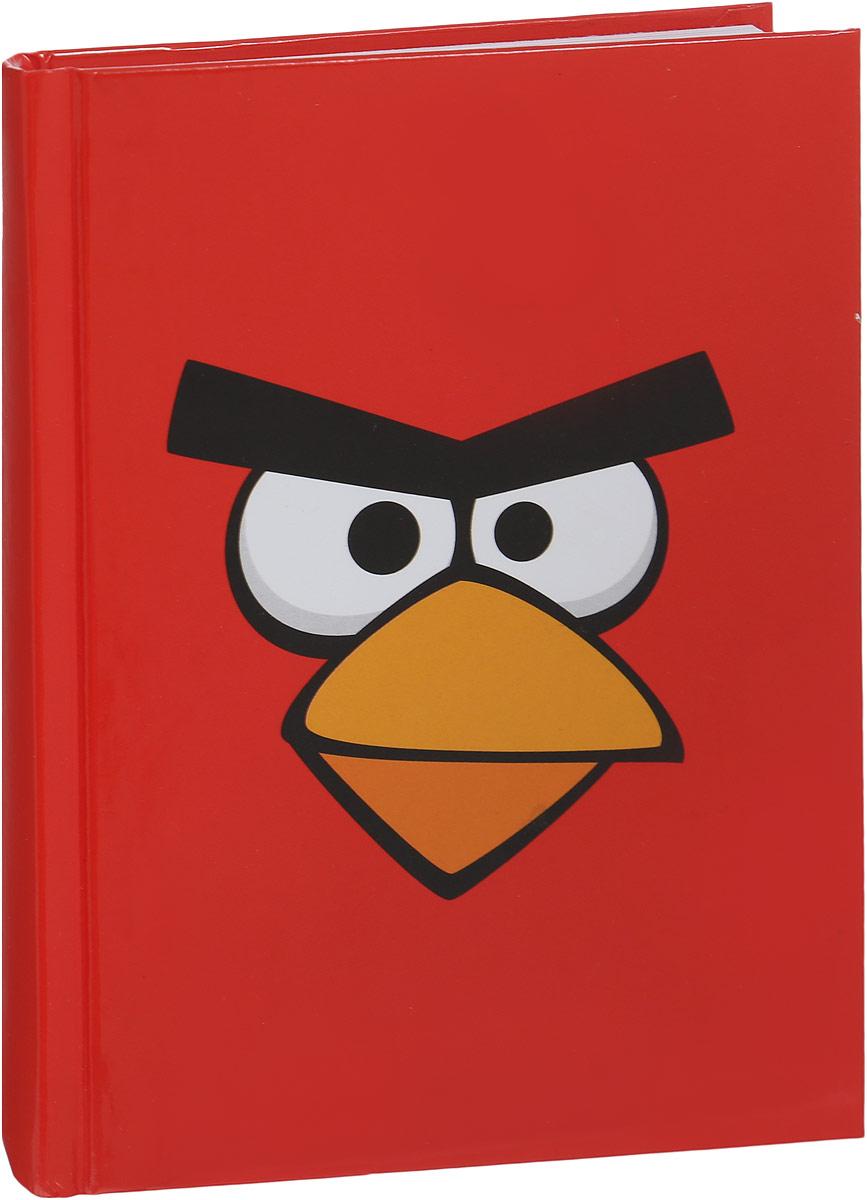 Hatber Бизнес-блокнот Angry Birds 120 листов в клетку блокнот для записей прелестная шерри а6