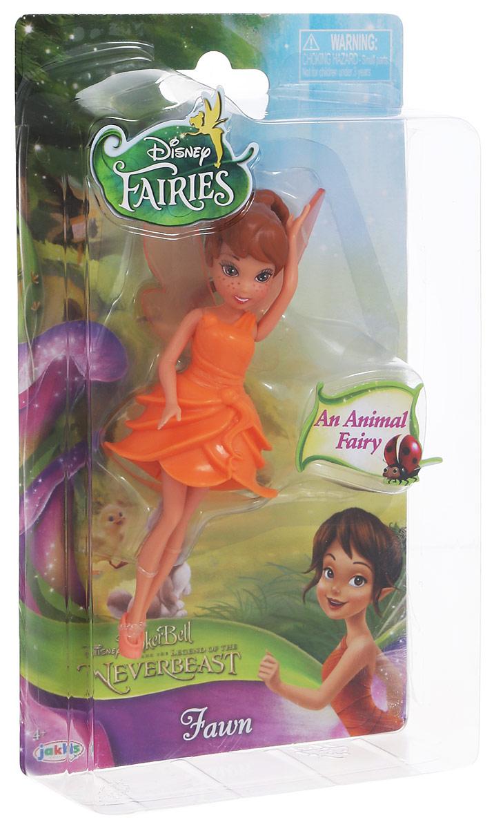 Disney Fairies Мини-кукла Фея Fawn disney fairies бутик фея с аксессуарами 11см 762660