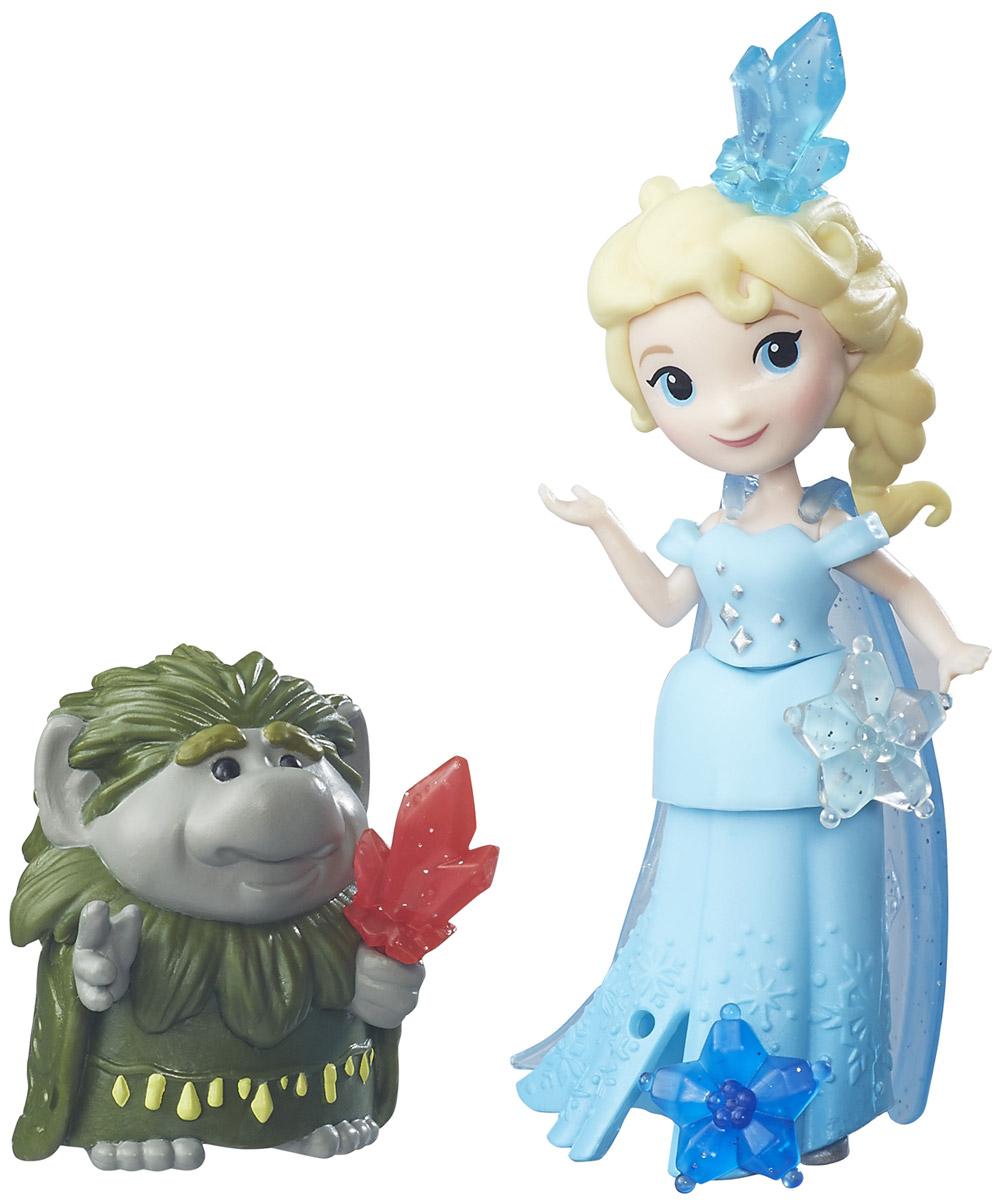 Disney Frozen Игровой набор Эльза и главный тролль disney frozen игровой набор олаф и холодное торжество