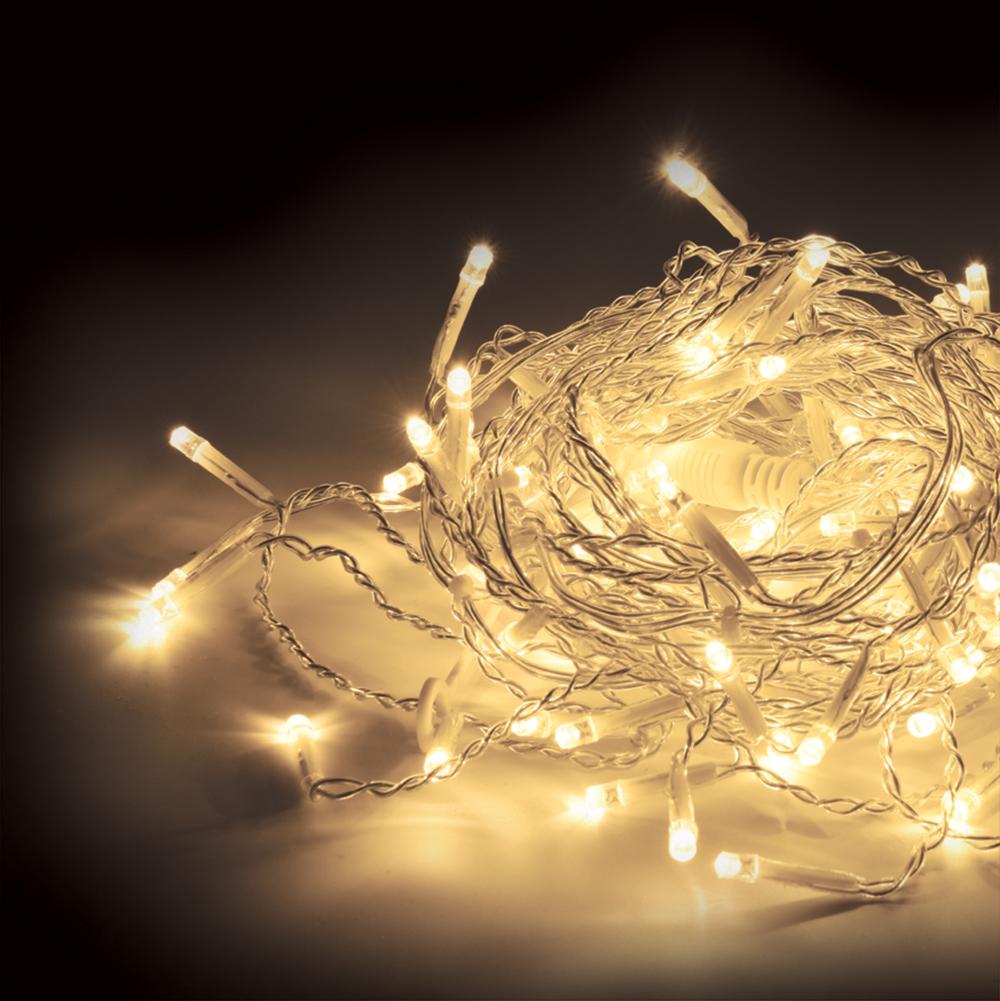 Гирлянда-конструктор электрическая Vegas Бахрома, 64 лампы, длина 1 м, свет: теплый. 55017 24v электрогирлянда бахрома 72 разноцв led 18 мигающих 3х0 6м vegas