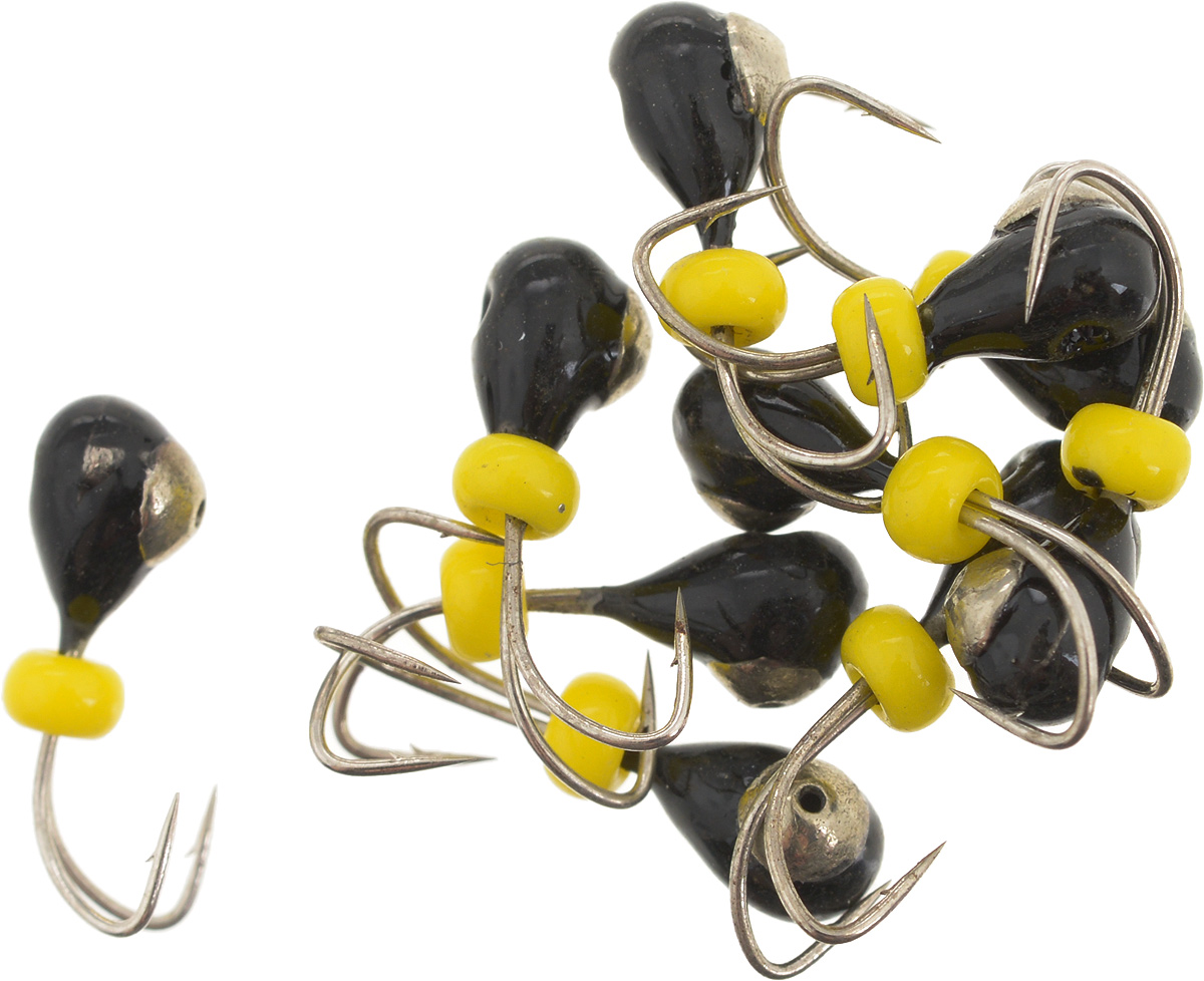 Мормышка вольфрамовая Dixxon Капля, с отверстием, с бисером, диаметр 3,5 мм, 0,65 г, 10 шт. 5938759387Мормышка Dixxon Капля изготовлена из вольфрама и оснащена двойным крючком. Главное достоинство вольфрамовой мормышки - большой вес при малом объеме. Эта особенность дает большие преимущества при ловле, так как позволяет быстро погрузить приманку на требуемую глубину и лучше чувствовать игру мормышки. Подходит для подледной ловли.