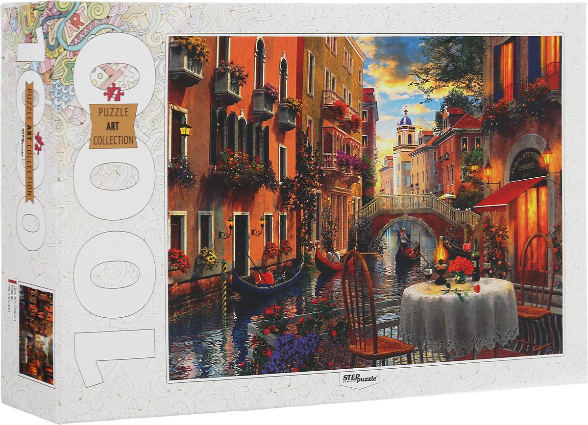 Step Puzzle Пазл Венеция