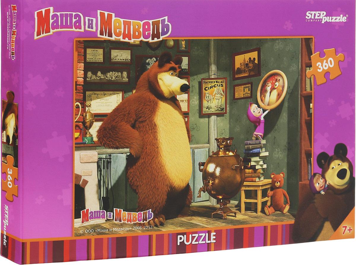 Step Puzzle Пазл Маша и Медведь 96020