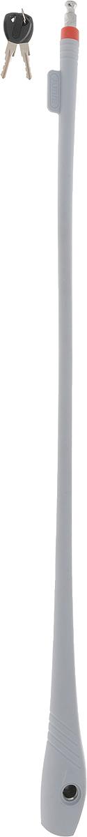 Велозамок Abus Ugrip Cable 560/65, с ключами, диаметр 15 мм, длина 68 см deroace велосипедный цепной стальной замок для электрокара электро мотороллера мотора