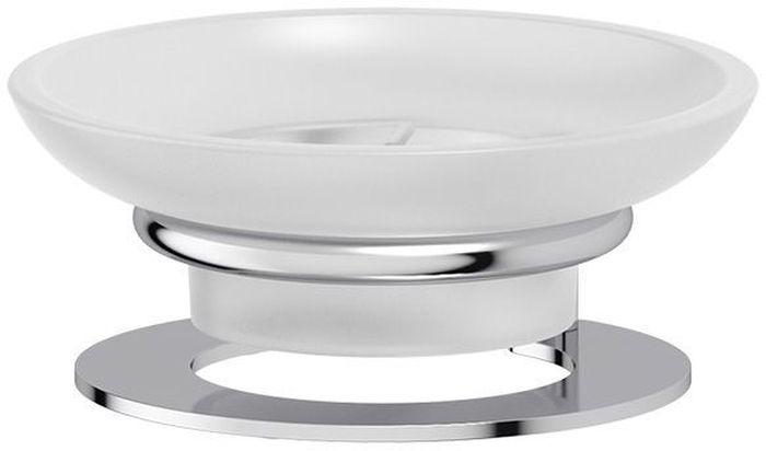 Мыльница Artwelle Universell, настольная. AWE 002AWE 002Мыльница Artwelle Universell - аксессуар, который является одним из необходимых атрибутов ванной комнаты. Модель не занимает много места и органично вписывается в любой интерьер. Позволяет разместить кусочки мыла любых размеров. Торговая марка Artwelle принадлежит компании Santech Allianz Gmbh. Универсальный дизайн аксессуаров позволяет дополнить практически любой интерьер. Надежность конструкции, профессиональное крепление и прочность покрытия позволяют использовать изделия не только в домашних условиях, но также и в общественных местах, включая отели. В производстве коллекций используются материалы высокого качества, что обеспечивает долговечность изделий.