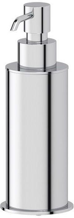 Емкость для жидкого мыла Artwelle Universell, настольная. AWE 006AWE 006Емкость Artwelle Universell предназначена для хранения и удобного использования жидкого мыла. Изделие выполнено из латуни и пластика. Надежность конструкции, профессиональное крепление и прочность покрытия позволяют использовать изделие не только в домашних условиях, но также и в общественных местах, включая отели. В производстве используются материалы высокого качества, что обеспечивает долговечность изделия.