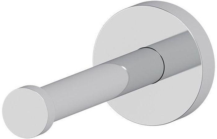 Держатель запасных рулонов туалетной бумаги Artwelle Harmonie. HAR 049HAR 049Держатель запасных рулонов туалетной бумаги Artwelle Harmonie изготовлен из высококачественной хромированной латуни выполнен и крепится к стене при помощи шурупов (входят в комплект). На окончании рейки держатель имеет ограничитель, не позволяющий рулону соскальзывать. Держатель запасного рулона обычно размещается в непосредственной близости от основного держателя туалетной бумаги. Аксессуар можно приобрести, как основной держатель туалетной бумаги. Торговая марка Artwelle принадлежит компании Santech Allianz Gmbh. Универсальный дизайн аксессуаров позволяет дополнить практически любой интерьер, а широкий ассортимент предоставляет свободу выбора. Надежность конструкции, профессиональное крепление и прочность покрытия позволяют использовать изделия не только в домашних условиях, но также и в общественных местах, включая отели. В производстве коллекций используются материалы высокого качества, что обеспечивает долговечность изделий.