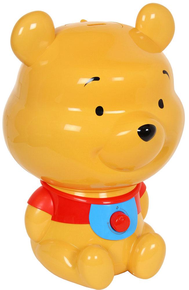 Ballu UHB-270 Winnie Pooh увлажнитель воздухаНС-1075711Увлажнитель воздуха Ballu UHB-270 Winnie Poohзнакомит малышей с другим всемирно известным, всеми любимым и никогда не стареющим персонажем - Медвежонком Винни. Этот прибор подарит множество радостных моментов детям и их родителям, сохранит здоровый микроклимат и будет поддерживать оптимальный уровень влажности в доме.В отопительный период влажность воздуха в помещениях существенно ниже нормы (40-60%). Сухой воздух способствует распространению вирусных заболеваний (ОРВИ) у детей и взрослых, приводит к повышению утомляемости и нарушению сна. Сухой воздух сушит слизистые и может стать причиной рези в глазах и головной боли. Для создания и поддержания комфортного микроклимата применяются увлажнители воздуха.Индикация низкого уровня водыРегулировка интенсивности увлажненияСкладная ручка для переноски резервуара