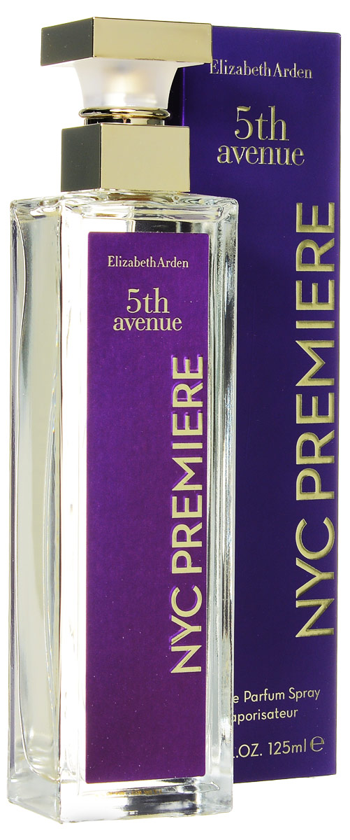 Elizabeth Arden 5th Avenue Nyc Premiere Парфюмерная вода miracle on 5th avenue
