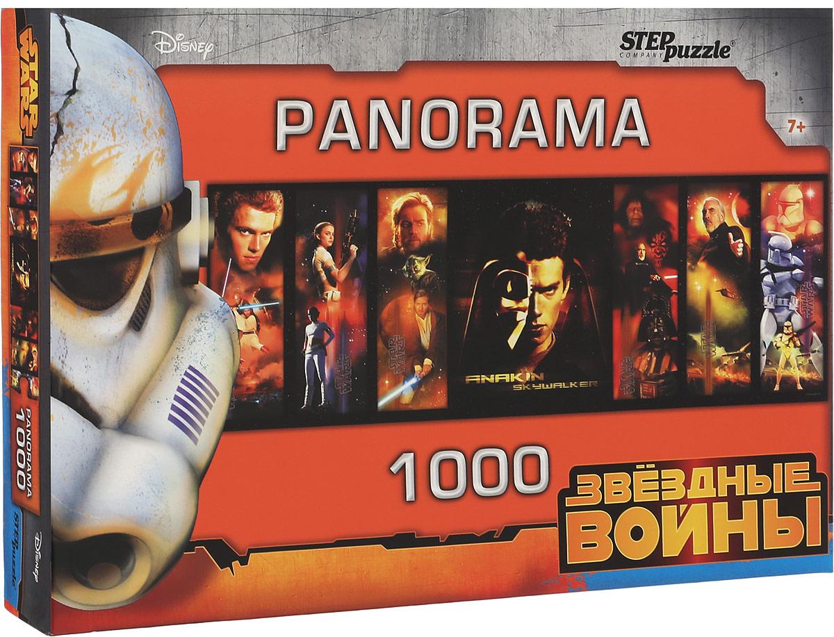 Step Puzzle Пазл-панорама Звездные войны