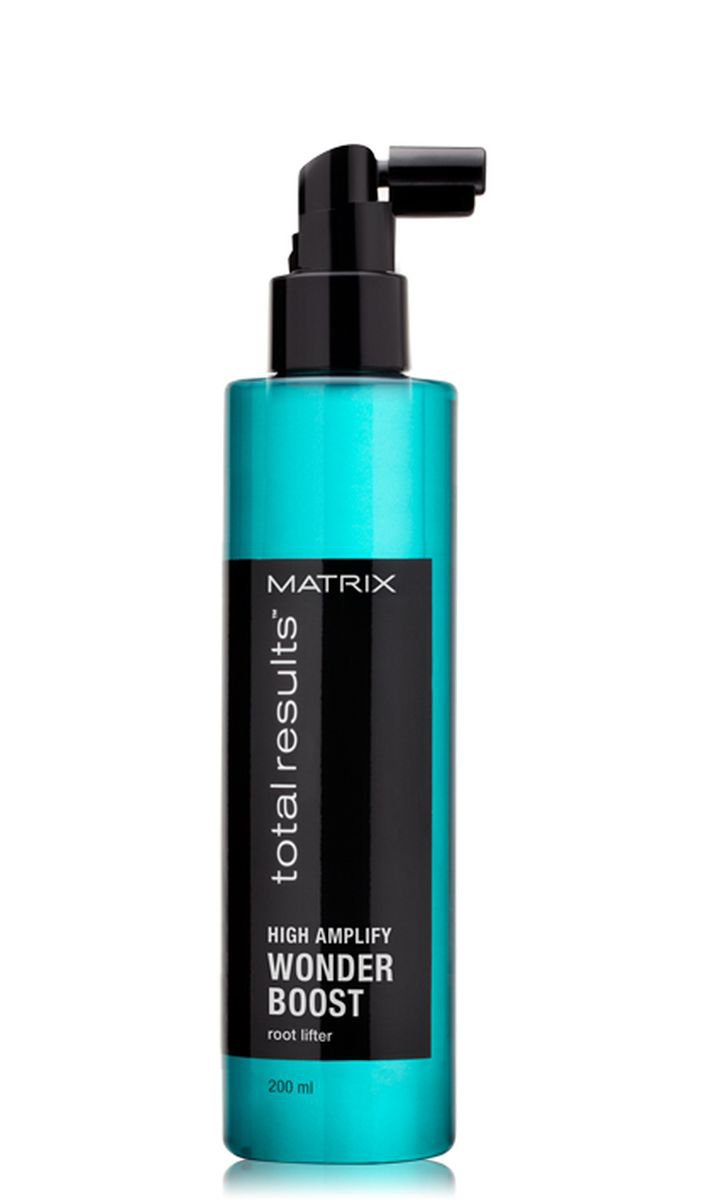 Matrix Total Results High Amplify Wonder Boost Root Lifter Cпрей для прикорневого объема, 250 мл cutrin chooz root lifting finishing spray спрей финализатор для прикорневого объема 300 мл
