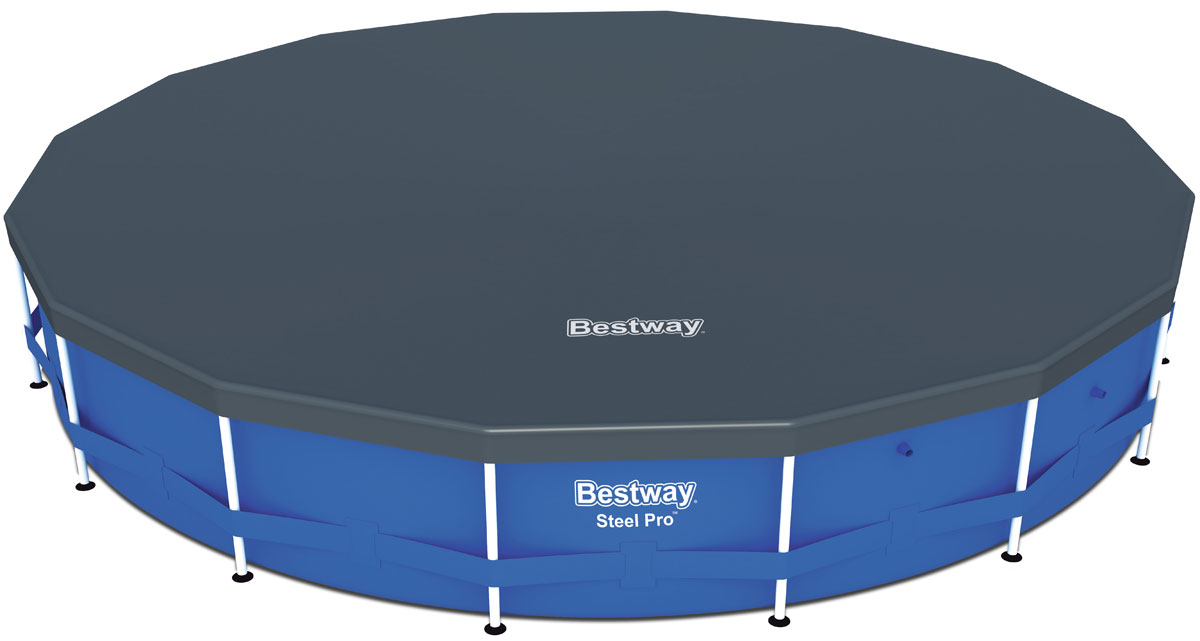 Bestway Тент для каркасных бассейнов 493 см -  Бассейны и аксессуары
