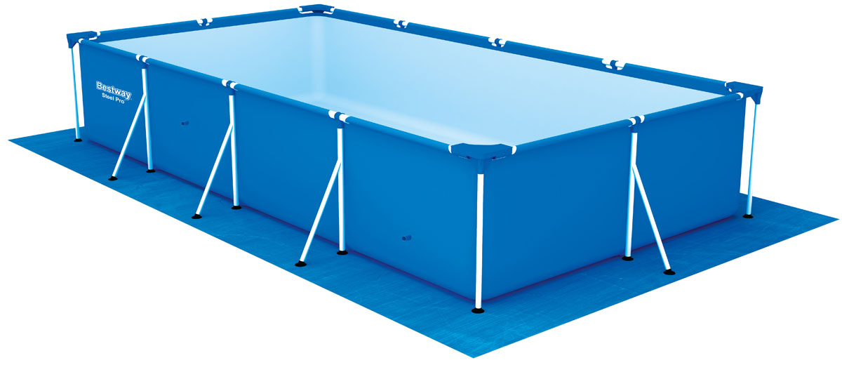 Bestway Подложка для бассейнов, 445 х 254 см58102Изготовлено из полимерных материалов. Подстилка поможет защитить дно вашего басейна от повреждений.