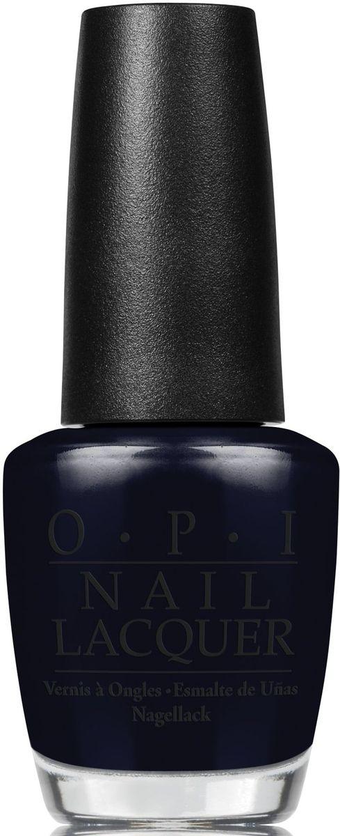 OPI Лак для ногтей Holiday 2016 Black Dress Not Optional, 15 мл