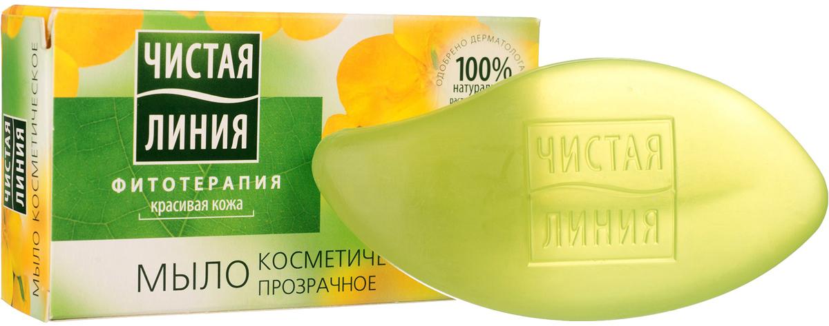 Чистая Линия Фитотерапия Косметическое мыло Экстракт Чистотела 80 гр