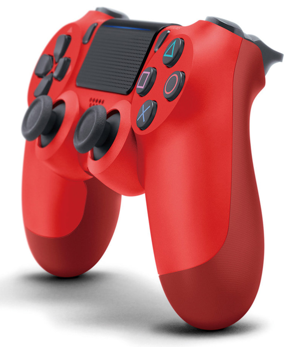 Sony DualShock 4 Cont, Magma Redконтроллер для PS4 (CUH-ZCT2E) Sony