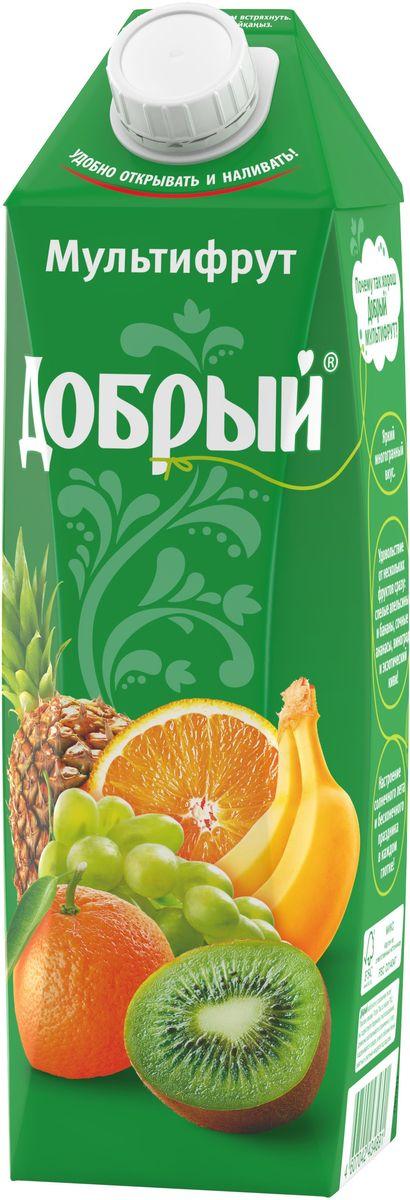 Добрый нектар Мультифрут, 1 л бренд булгари