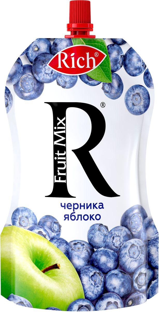 Rich Fruit Mix Яблоко Черника, 200 г kinder mini mix подарочный набор 106 5 г