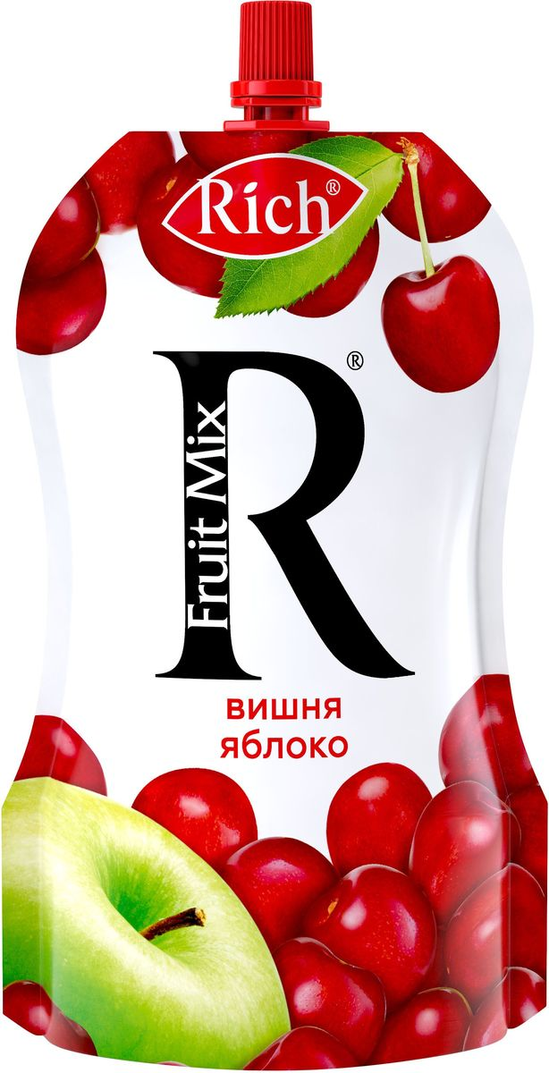 Rich Fruit Mix Яблоко Вишня, 200 г kinder mini mix подарочный набор 106 5 г
