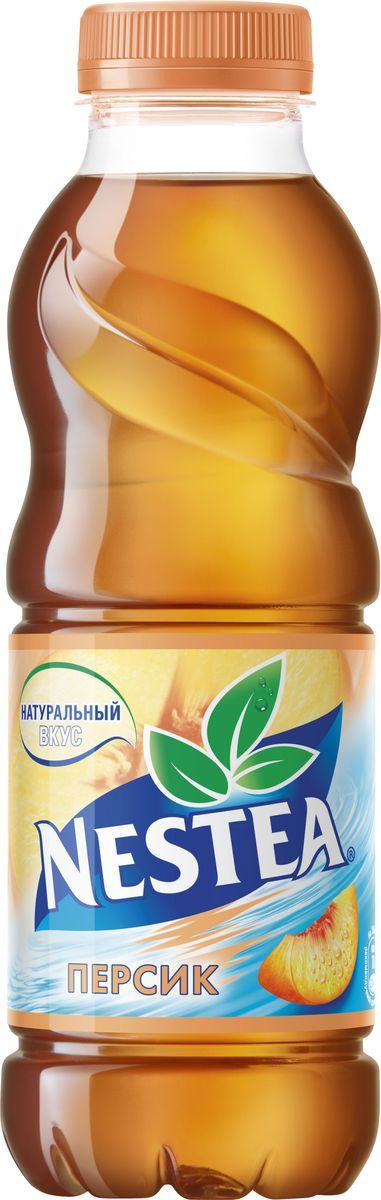 Nestea Персик чай черный, 0,5 л nestea персик чай черный 1 75 л