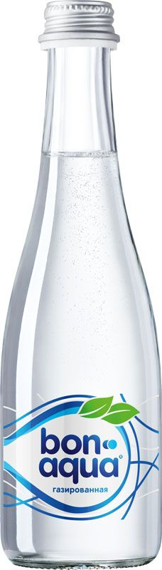 BonAqua Вода чистая питьевая газированная, 0,33 л1384301BonAqua - это кристально чистая питьевая вода, высокого качества.BonAqua - известная и любимая в России марка. Производство воды Bon Aqua началось в Германии в 1988 году. В России запуск питьевой воды Bon Aqua был успешно осуществлен в 1994 году.BonAqua проходит 7-ми ступенчатую систему очистки и водоподготовки. Производится в строгом соответствии с высочайшими стандартами качества компании Coca-Cola. Содержит минеральные элементы (Ca, Mg). Обладатель золотой медали в категории Бутилированная вода выставки Вода: экология и технология (ЭКВАТЭК) .В России BonAqua 6 раз признавалась Товаром Года.Сколько нужно пить воды: мнение диетолога. Статья OZON Гид