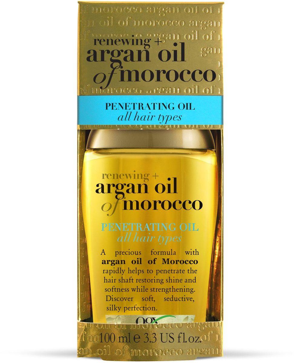 OGX Аргановое масло для восстановления волос, 100 мл.97614Масло для восстановления волос с экстрактом Арганы - борется с непослушными волосами, укрепляет сухие, ломкие волосы.