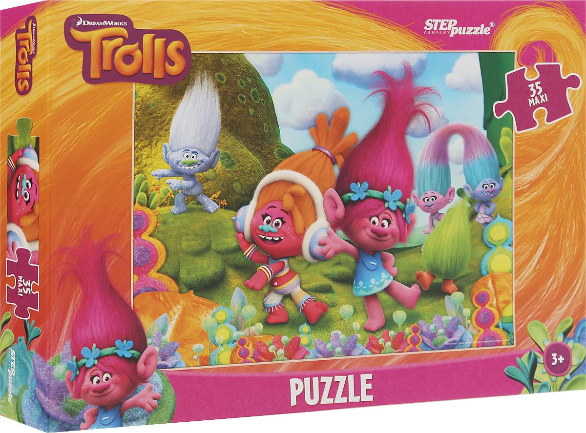 Step Puzzle Пазл для малышей Trolls 91222