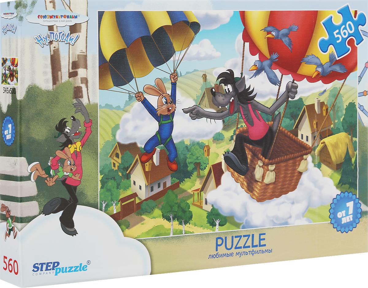 Step Puzzle Пазл Ну, погоди! 78089