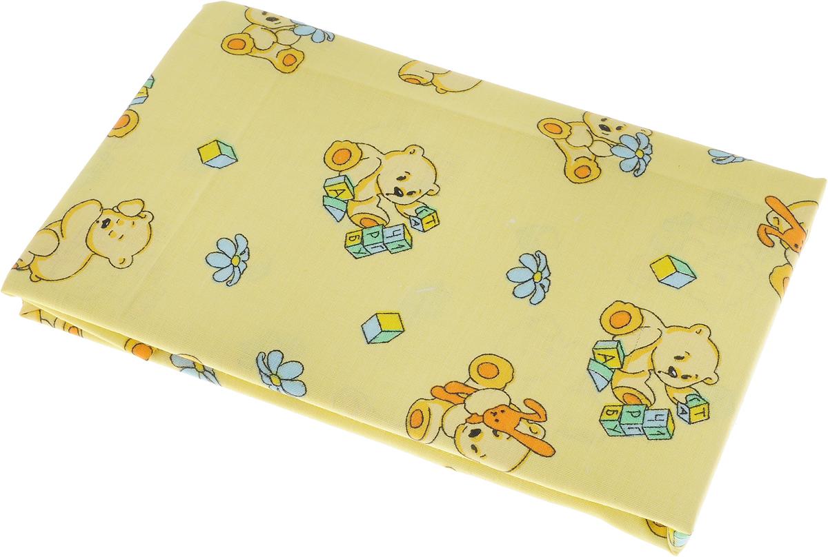 """Детская наволочка Primavelle """"Мишки"""" идеально подойдет  для подушки вашего малыша. Изготовленная из  натурального 100% хлопка, она необычайно мягкая и  приятная на ощупь. Натуральный материал не раздражает  даже самую нежную и чувствительную кожу ребенка,  обеспечивая ему наибольший комфорт. Приятный рисунок  наволочки, несомненно, понравится малышу и привлечет  его внимание.  На подушке с такой наволочкой ваша кроха будет спать  здоровым и крепким сном."""