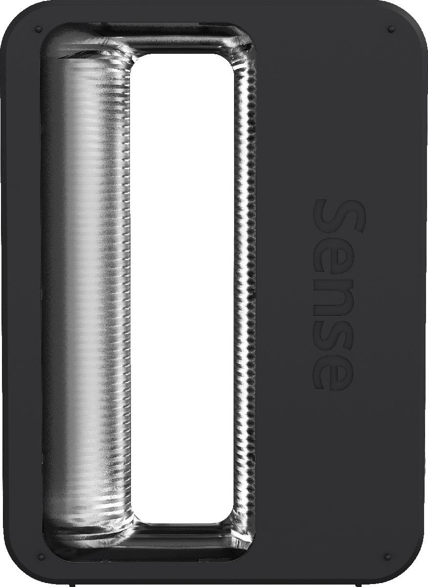 Sense 2-е поколение, Dark Grey 3D сканер3504703D сканер Sense (2-е поколение) - новое изобретение от 3D Systems, позволяющее сканировать объекты различных размеров, в том числе человека. Сканер сопоставим по габаритам с обычным степлером. Устройство позволяет оцифровать любой объект, размеры которого в трех измерениях 2 x 2 х 2 м. Данная модель поставляется вместе с программным обеспечением, которое позволяет заполнять пробелы сканирования, и выдает файлы моделей в формате STL и PLY. Файлы адаптированы для последующей печати на 3D-принтерах.Радиус действия: 0,2 - 6 мПоле зрения: 45° (горизонталь), 57,5° (вертикаль), 69° (диагональ)Температура работы: 10-40°CРазмер цветного изображения: 1920 x 1080Длина кабеля: 1,8 мСистемные требованияПроцессор: Intel Core i5 5 поколенияОЗУ: 2 ГБМесто на диске: 4 ГБРазрешение экрана: 1280 x 1024