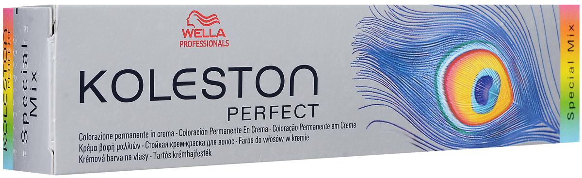 Wella Краска для волос Koleston Perfect, оттенок 0/43, Красно-Золотистый, 60 мл81276580/00300043/9019096Wella KOLESTON PERFECT 0/43 красно-золотистый предназначена для того, чтобы волосы обрели новый насыщенный и натуральный цвет, не страдая при этом. Новая разработка немецких ученых позволит сохранить хорошее внешнее состояние волос: блеск, упругость, отсутствие секущихся кончиков. Преимущество краски заключается в том, что она имеет минимальное количество вредных компонентов, а комплекс активных гранул защищает и укрепляет волосы. В составе также имеются липиды, которые придают волосам дополнительного объема без утяжеления. Молекулы и активатор играют не менее важную роль в составе. Они укрепляют корни волос, ведь именно они максимально нуждаются в питании и восстановлении. Краска имеет нежный аромат, который не вызывает аллергических реакций. Она хорошо подходит всем видам волос. Текстуру смешивают с эмульсией для достижения лучшего результата.