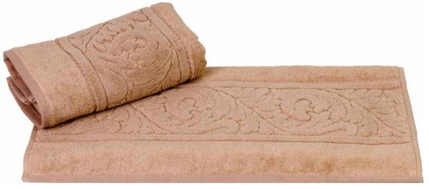 """Полотенце Hobby Home Collection """"Sultan"""" выполнено из 100% хлопка. Изделие отлично впитывает влагу, быстро сохнет, сохраняет яркость цвета и не теряет форму даже после многократных стирок.   Такое полотенце очень практично и неприхотливо в уходе. А простой, но стильный дизайн полотенца позволит ему вписаться даже в классический интерьер ванной комнаты."""