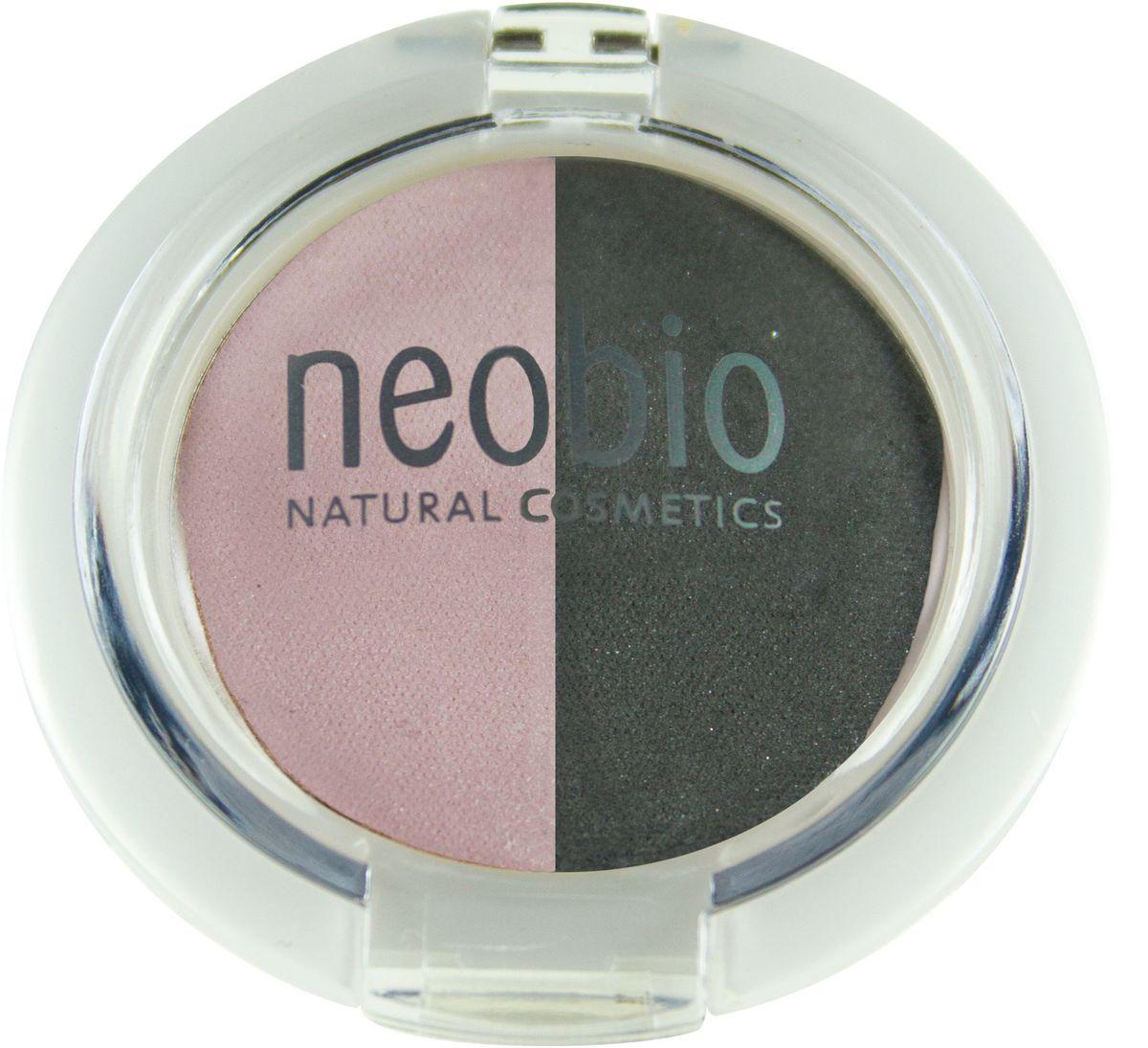 Neobio Двойные тени для век, тон № 01 (розовый бриллиант), 2,5 г29101332055Тени для век Neobio легко наносятся, не скатываются и не осыпаются, держатся в течение дня. В результате нанесения получается элегантный макияж глаз и в тоже время надежный уход и защита за Вашей кожей. Благодаря своему натуральному составу тени Neobio подходят для чувствительных глаз, а также при ношении контактных линз. Тени содержат безвредные деликатные красящие пигменты, одобренные международной сертификацией NATRUE. Входящие в состав органическое масло макадамии, органическое масло клещевины и витамин Е благотворно влияют на кожу век, увлажняют ее и смягчают. Слюда оказывает противовоспалительный эффект, поглощает излишки жира и матирует. Двойные тени розовый бриллиант идеально подойдут для NUDE макияжа. В комбинации с оттенком туманная ночь легкий NUDE превратится в вечерний макияж. Натуральность продукта подтверждена международным сертификатом NATRUE. Продукт прошел дерматологический контроль. Состав: Тальк, слюда, триглицерид каприловой/каприновой кислоты, масло семян макадамии*, касторовое масло*, стеарат магния, каолин, витамин Е, масло семян подсолнечника, глицерилкаприлат, анисовая кислота, отдушка (ароматизатор)**, мальтодекстрин, оксид олова, CI 77891 (диоксид титана), CI 77499 (оксид железа), CI 77492 (оксид железа), CI 77007 (ультрамарины), CI 75470 (кармин: содержит кармин в качестве красителя)