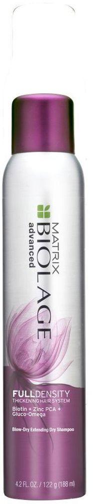 Matrix Biolage Fulldensity Сухой шампунь, 150 млP1143400Абсорбирует загрязнения и освежает волосыПродлевает укладкуСоздает объем